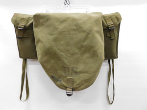 Parachutist Medical Pouch 74-P-284 J Q M D  1950
