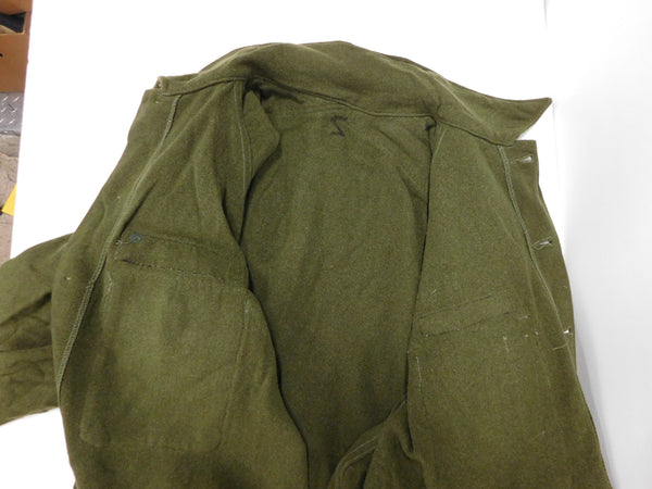 VINTAGE US ARMY Wool Shirt