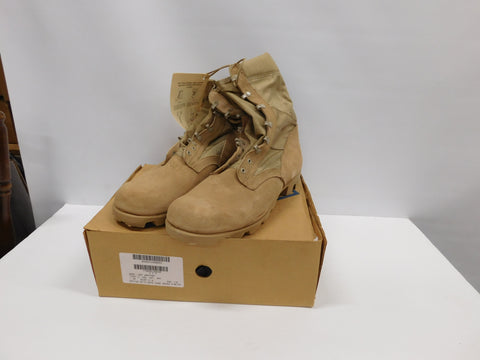 WELCO Hot Weather Boots Type II Tan sz 14 WIDE * Hot Dry Weather  **NEW IN BOX