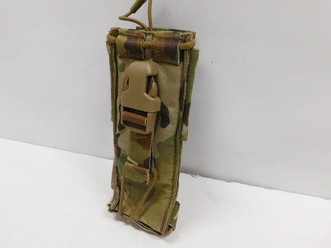 t3 Gear Adjustable MBITR Radio Pouch PRC-148/PRC-152 Multicam * MADE IN USA