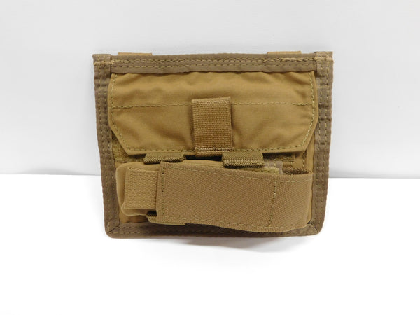 t3 Gear Admin Pouch  Coyote   *MADE IN USA
