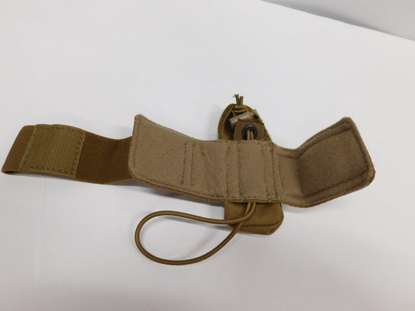 t3 FORTEX GPS Gen2 Pouch Coyote