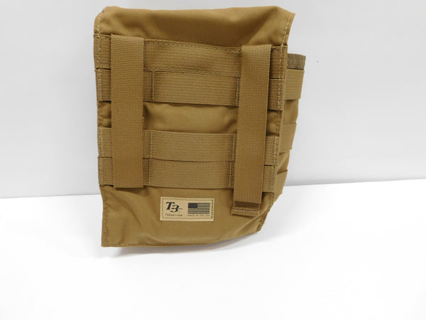 t3 Gear SAW DRUM Pouch Coyote NWOT