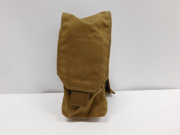 t3 Gear Smoke Grenade Frag Pouch Coyote  *MADE IN USA