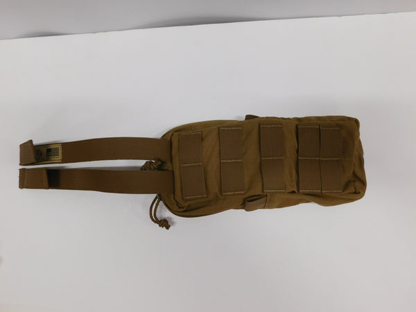 t3 Upright Utility Pouch Large Coyote   *MADE IN USA