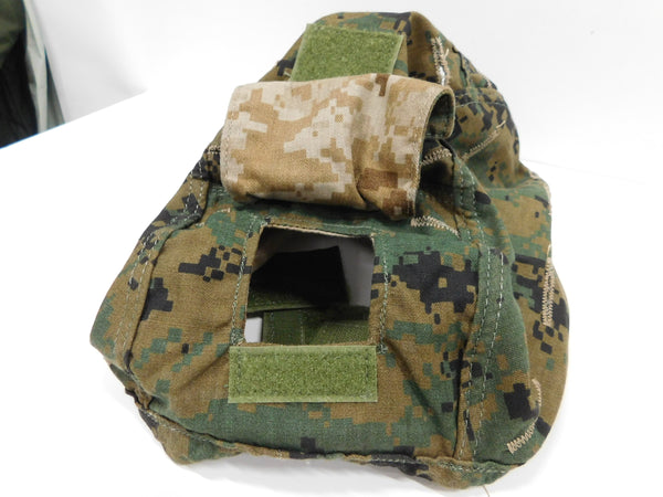 USMC Helmet Cover Reversible  Night Vision Cutout