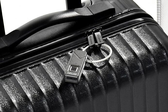 50%OFF!TRAVELOCK:The Ultimate Smart Fingerprint Lock