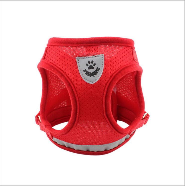 Dog No-Pull Reflective Harness with Belt  for Cats/Small Dogs
