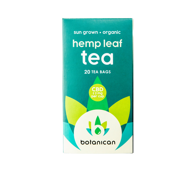 Hemp Leaf Tea