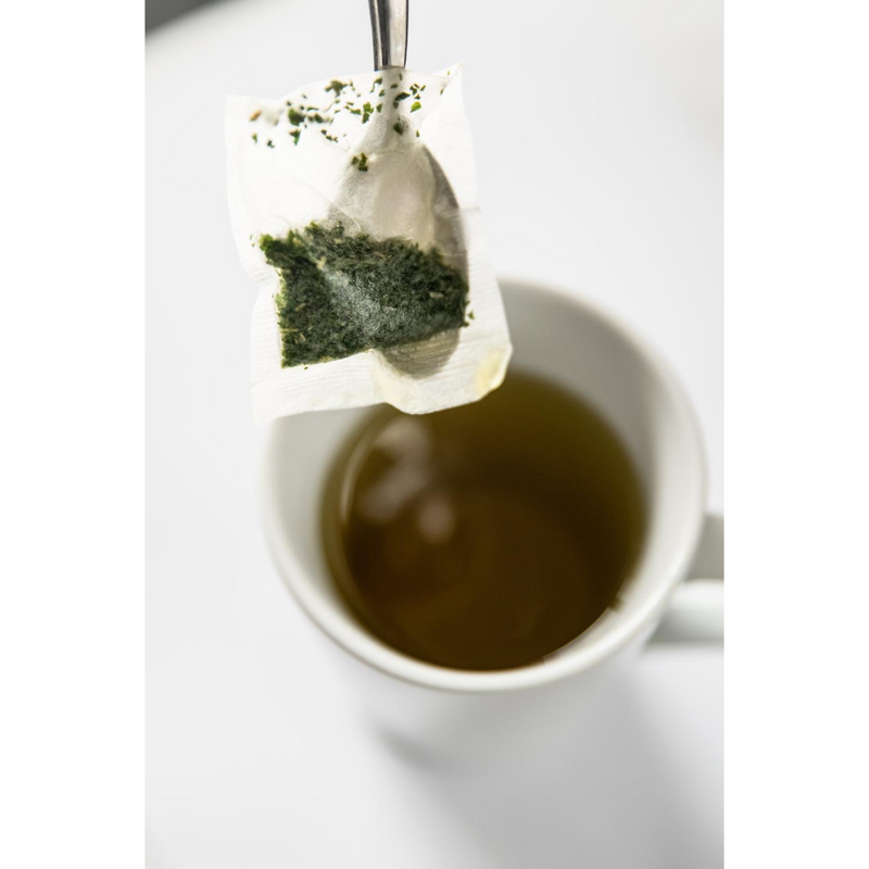 CBD Hemp leaf tea