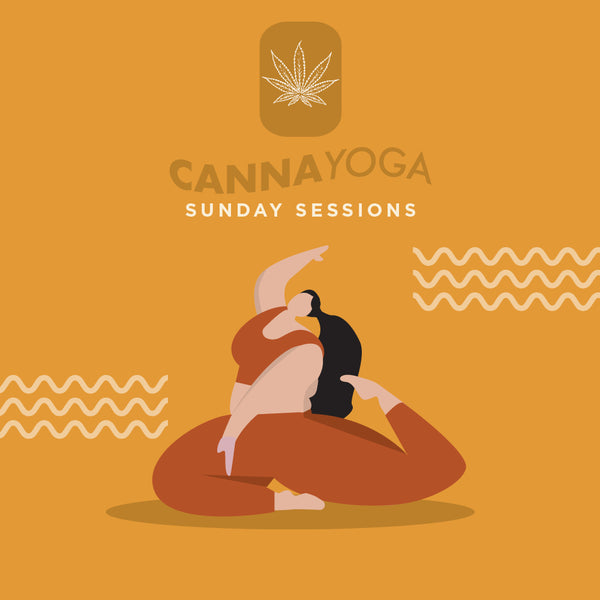 Canna Yoga Sunday Self Care Session: 27 Sept 2020