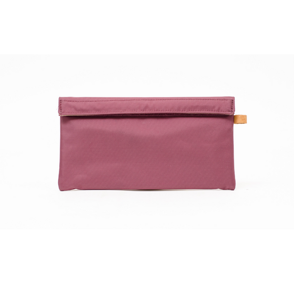 The Banker Odour Proof Bag - Burgundy