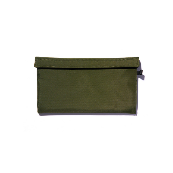 The Banker Odour Proof Bag - Olive Green