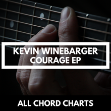 Load image into Gallery viewer, COURAGE - CHORD CHART BUNDLE