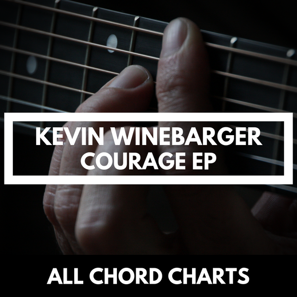 COURAGE - CHORD CHART BUNDLE
