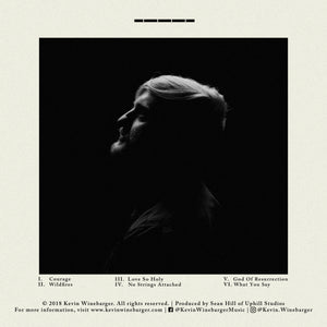COURAGE EP - PHYSICAL COPY (FREE SHIPPING + FREE DIGITAL DOWNLOAD)