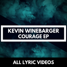 Load image into Gallery viewer, COURAGE EP - LYRIC VIDEO BUNDLE