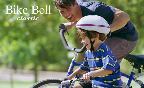 Multicolore en Option Bike Bell Original /& Luxe Styles Adult//Youth Bicycle Bell Bell De V/élo Invisible Built-in Cable-Clip