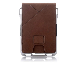 New 2020 large-capacity leather anti-theft security pull wallet
