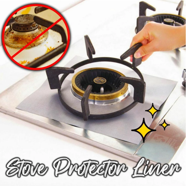 Stove Protector Liner