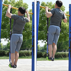 The Pull-Up Pro Trainer--95KG Rally