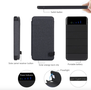 FREE SHIPPING | Powerful Solar Powerbank™
