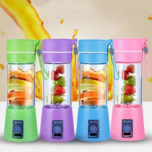 PORTABLE USB ELECTRIC JUICER | SMOOTHIES MAKER