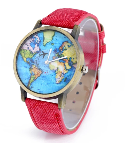 Official Wanderlust Watch