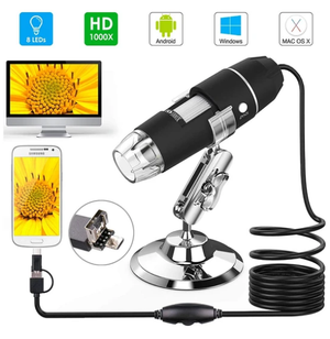 MAGIC ZOOM™ MICROSCOPE CAMERA