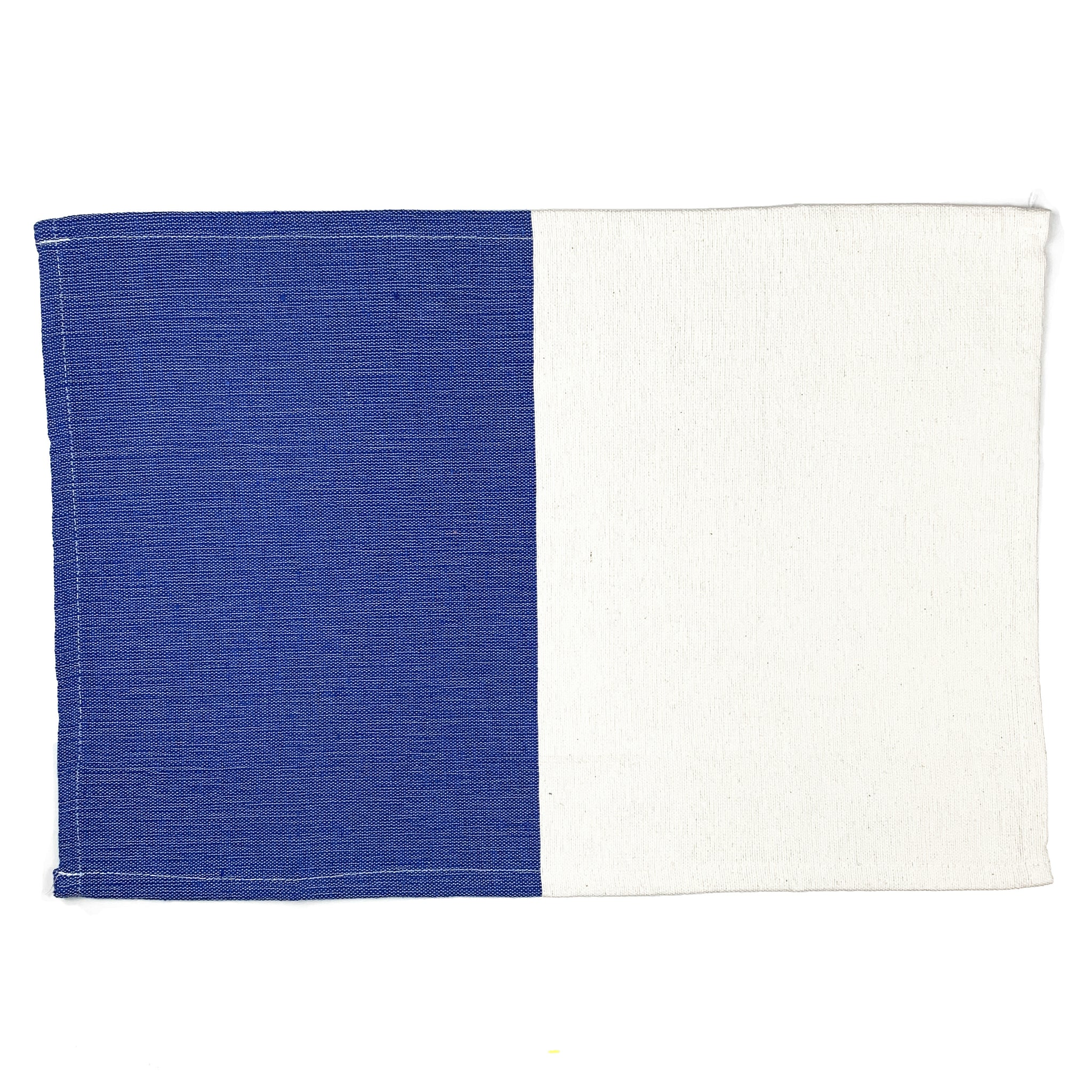 Blue / Natural Placemat