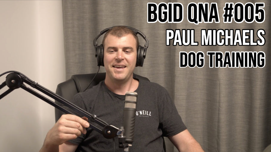 Big Game Indicating Dogs QnA #005