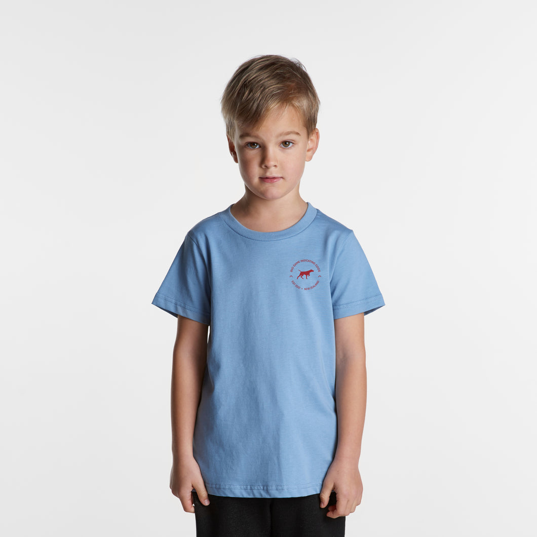 BGID Kids Tee - NZ Logo