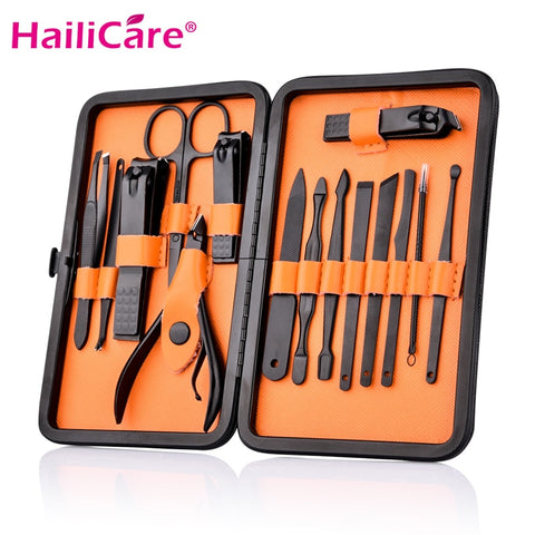 15 in 1 Nail Clipper Kit