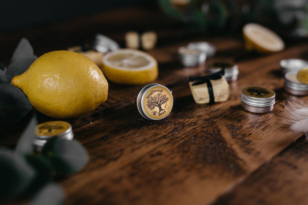 Smallwood Bees Lip Balm - Honey + Lemon