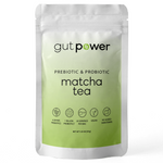 Gut Power Matcha — Prebiotic and Probiotic Gut Health Drink Mix