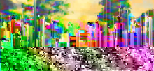 Load image into Gallery viewer, Spectral Corruption - Artist Series - Naomi Oliver - OP-Z App Videopak