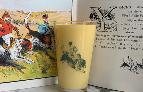 Fox's Frolic Pint Glass