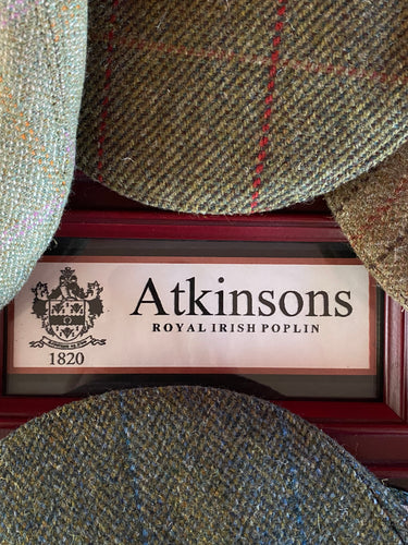 Atkinsons Tweed Caps