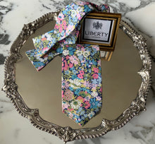 Load image into Gallery viewer, Liberty Print Ties & Bow Ties