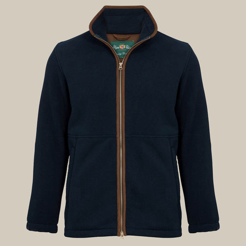 Aylsham Fleece Jacket Dark Navy