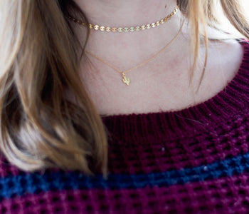 Layering Ethical Jewelry