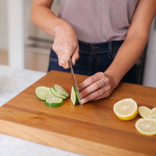 Load image into Gallery viewer, Eco-friendly Cutting Board: Made of Reclaimed Wood
