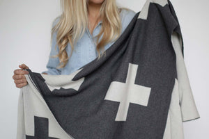 Sustainable Home Goods: Cozy Blanket Made with Recycled Materials
