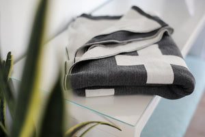Sustainable Home Brands: Blankets Made with recycled materials