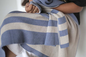 Eco-friendly Blanket Made with Recycled Water Bottles