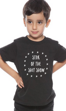 Load image into Gallery viewer, shit show toddler shirt