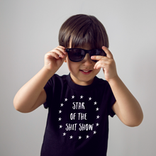 Load image into Gallery viewer, shit show toddler t-shirt