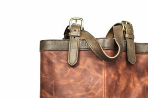Ethically Made Leather Bags