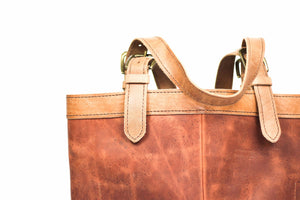 Ethically Made Brands: Leather Bags