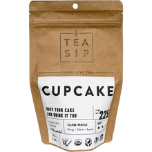 Load image into Gallery viewer, cupcake green tea blend